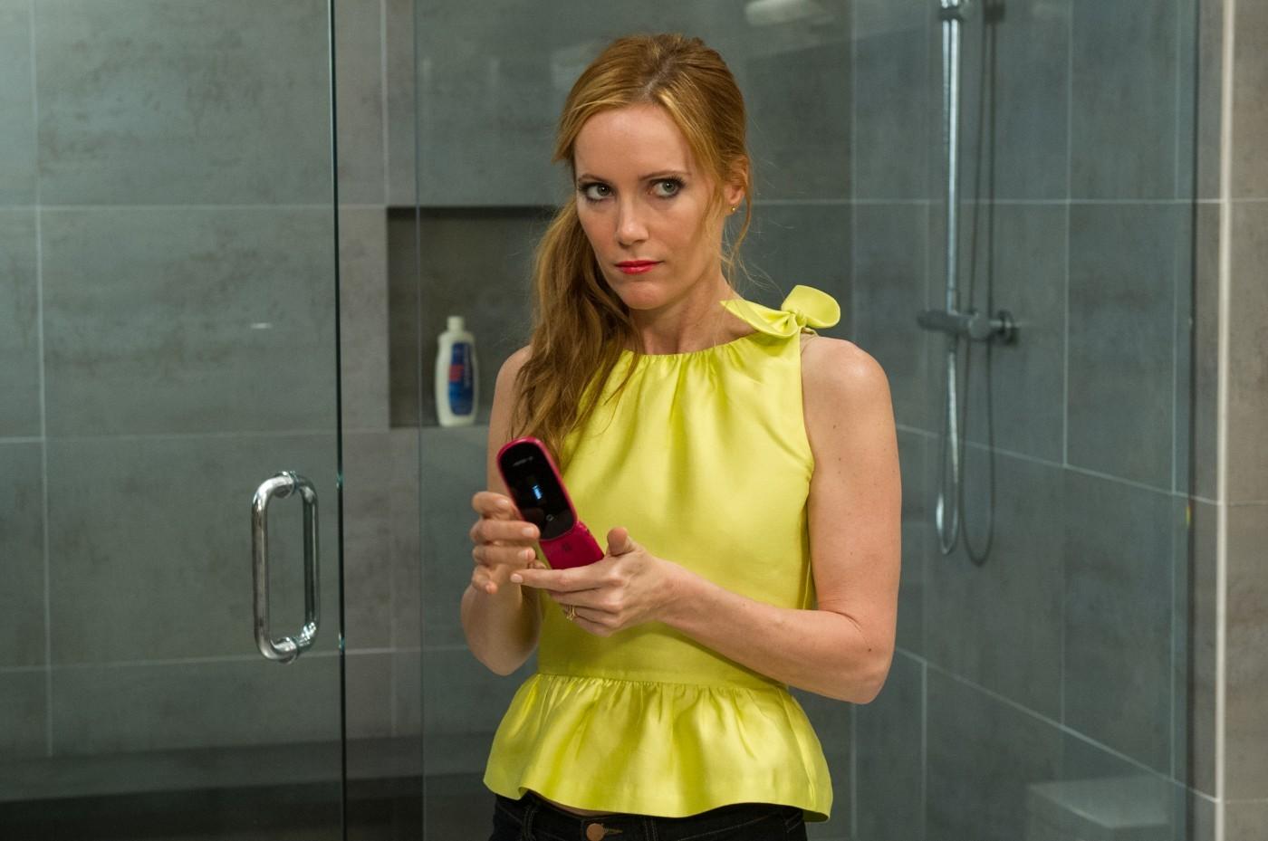 Leslie Mann tv roles